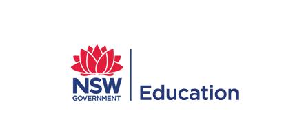 NSW det logo