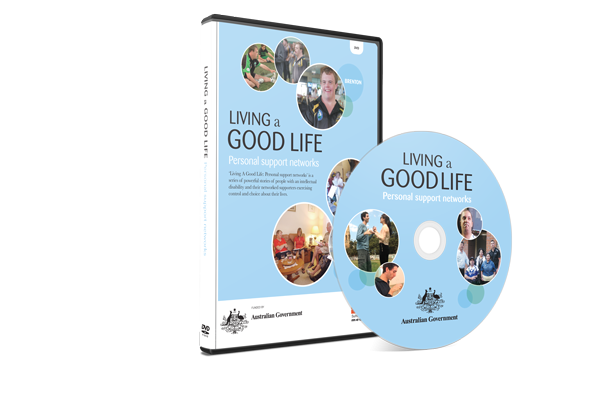 Living Good Life DVD